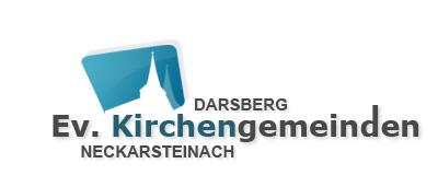 Banner evangelische Kirchengemeinde Neckarsteinach Darsberg