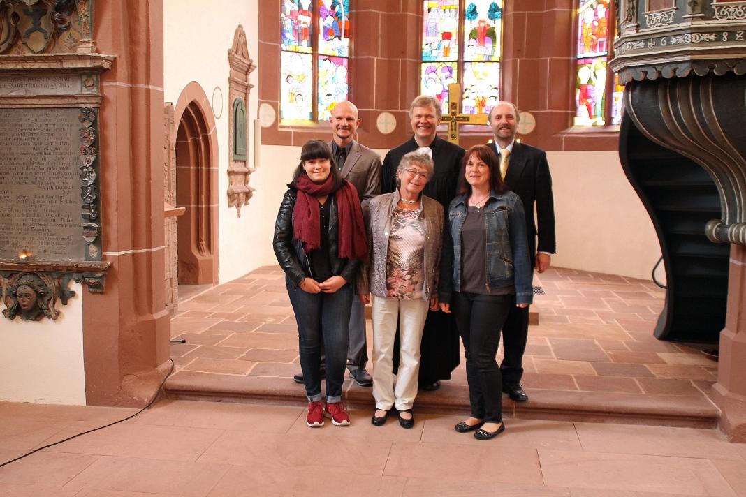 Kirchenvorstand Darsberg-Grein