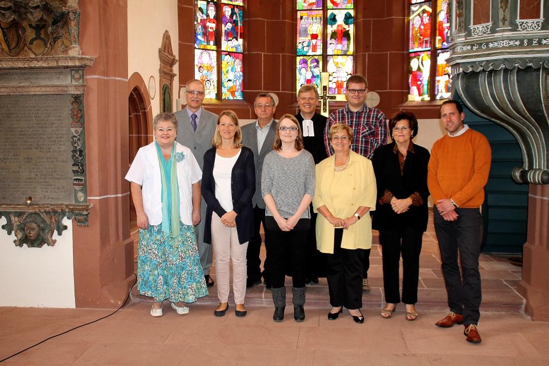 Kirchenvorstand Neckarsteinach-Neckarhausen