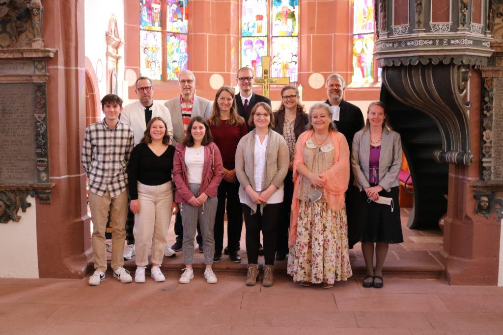 Kirchenvorstand der Ev. Kirchengemeinde Neckarsteinach